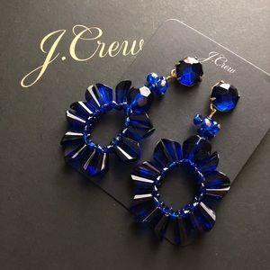 NWT J. Crew Wreath earrings